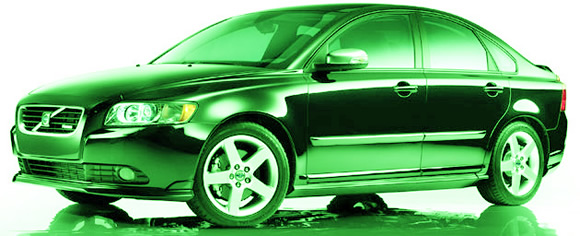 Green Cars 2009 Volvo S40 0101
