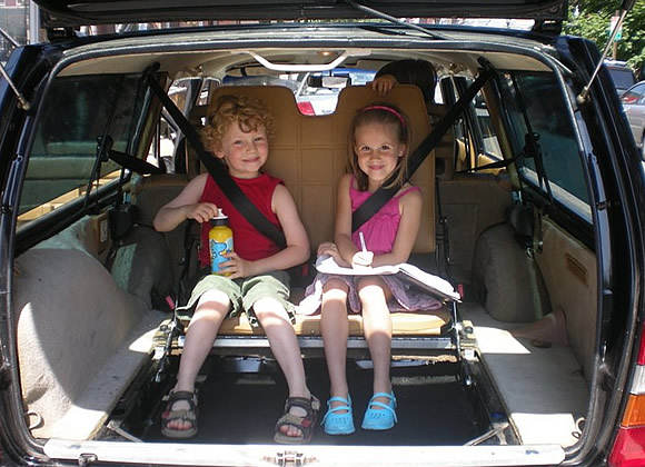 Outback Trunk Toddler Bed